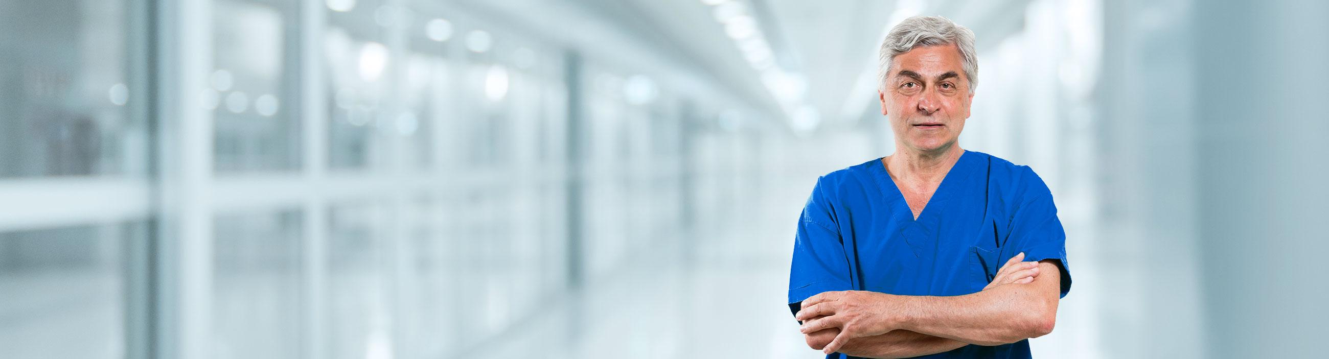 dr Stefano Ferranti, chirurgo ortopedico di piede e caviglia